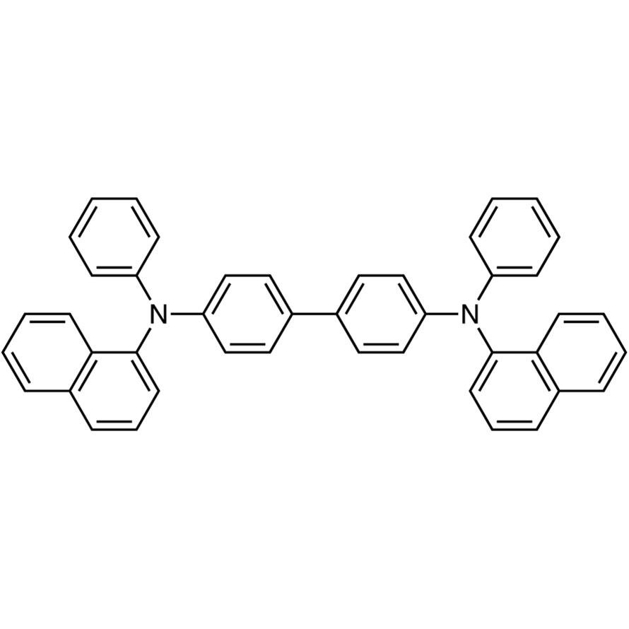 N,N'-Di-1-naphthyl-N,N'-diphenylbenzidine (purified by sublimation)