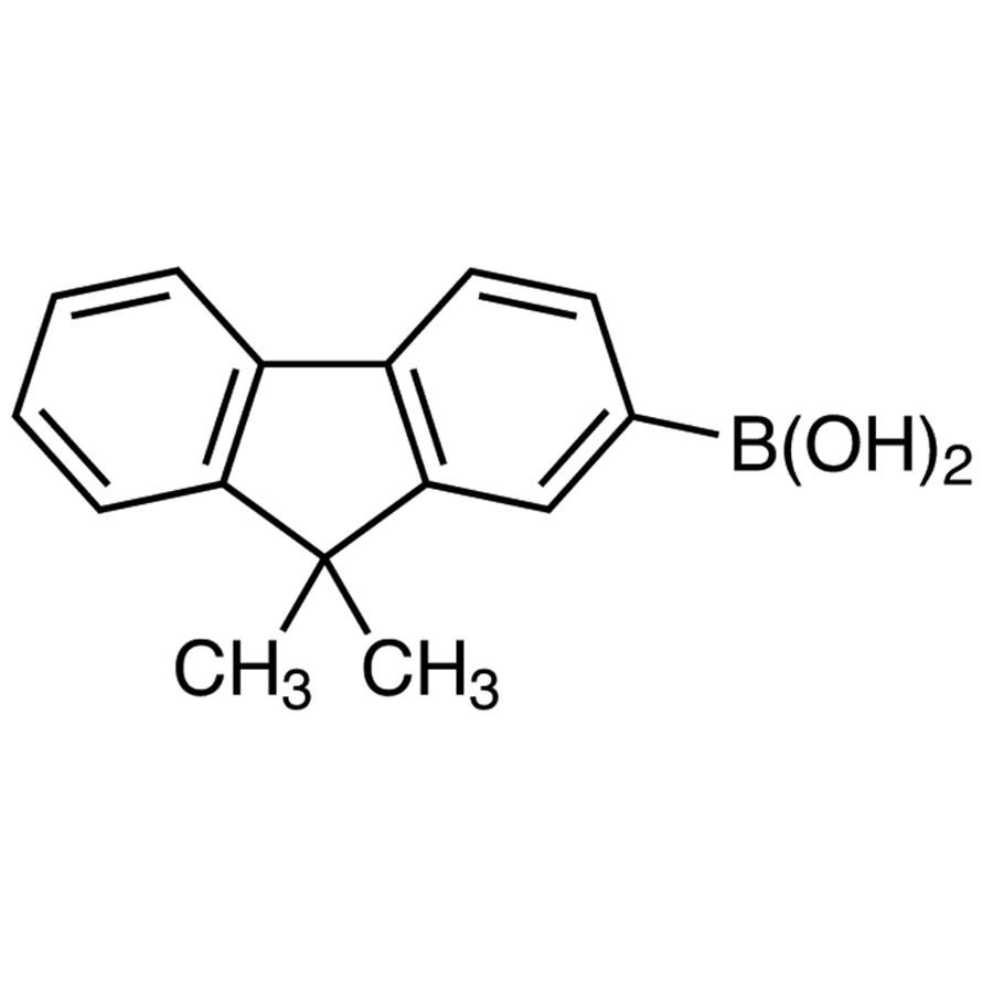 9,9-Dimethylfluoren-2-boronic Acid (contains varying amounts of Anhydride)
