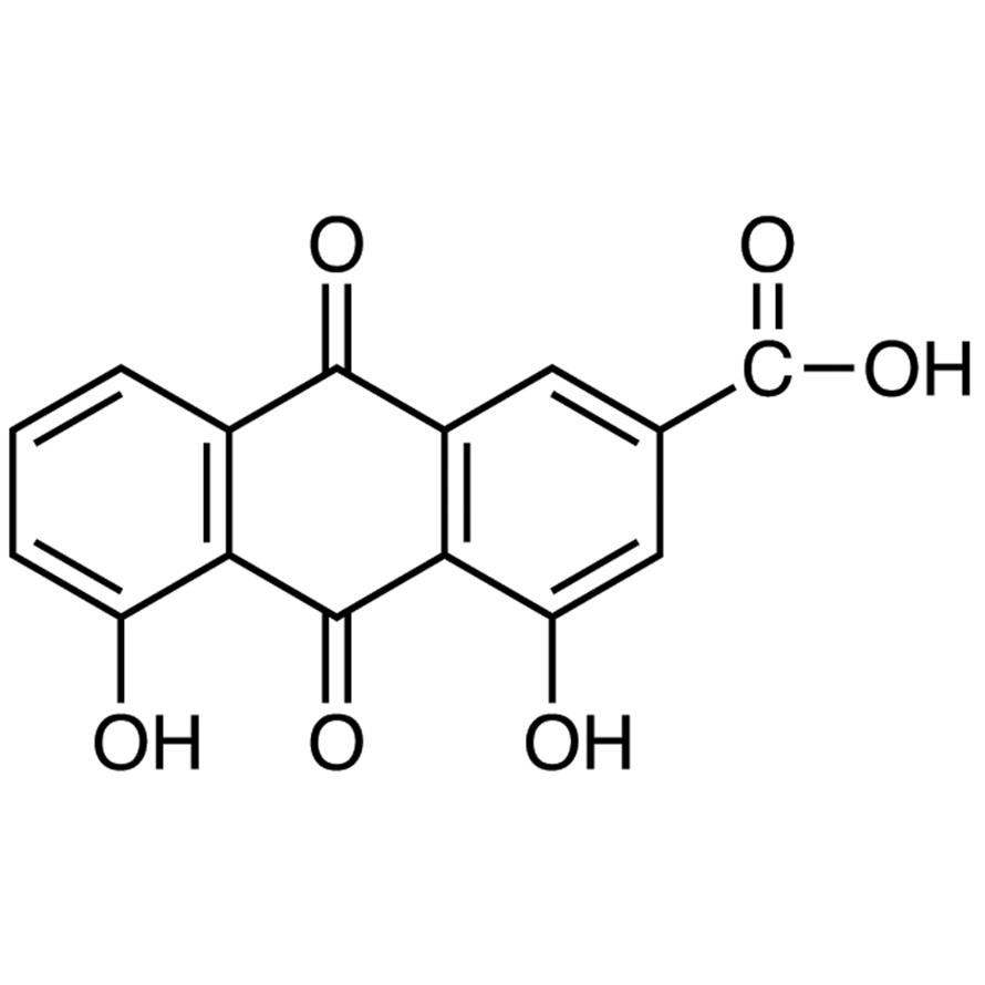 4,5-Dihydroxyanthraquinone-2-carboxylic Acid
