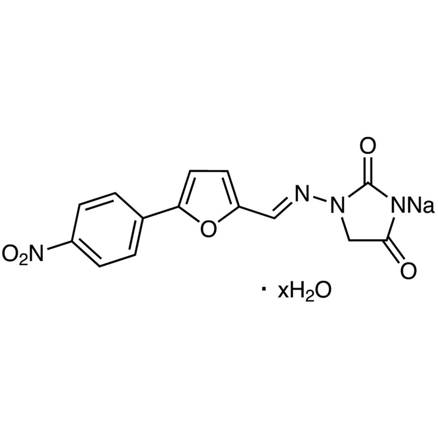 Dantrolene Sodium Salt Hydrate