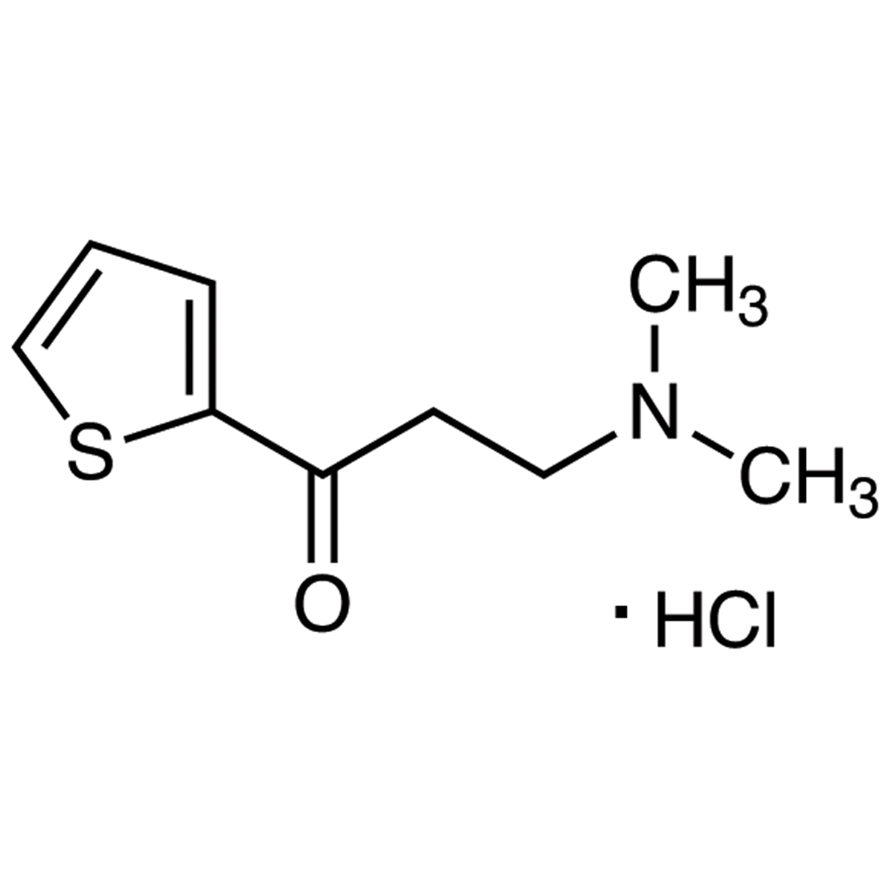 3-(Dimethylamino)-1-(2-thienyl)-1-propanone Hydrochloride