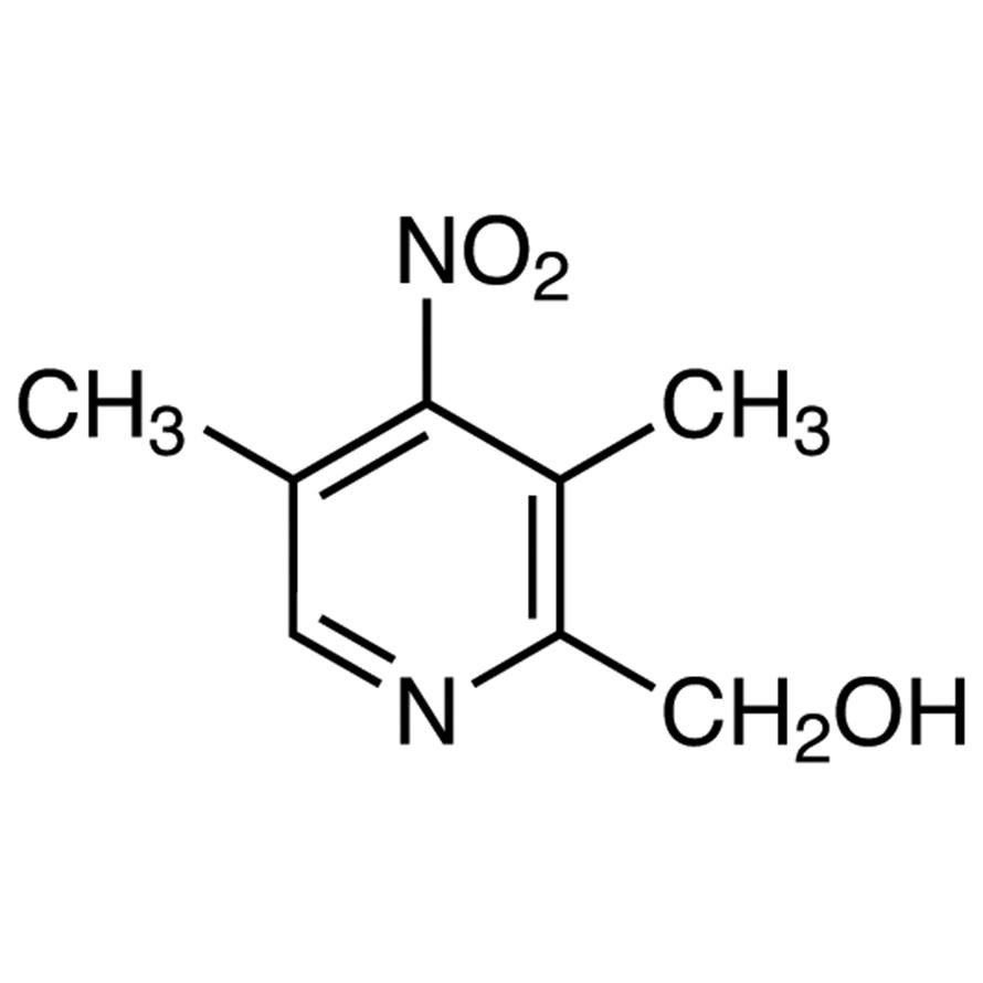 3,5-Dimethyl-4-nitro-2-pyridinemethanol