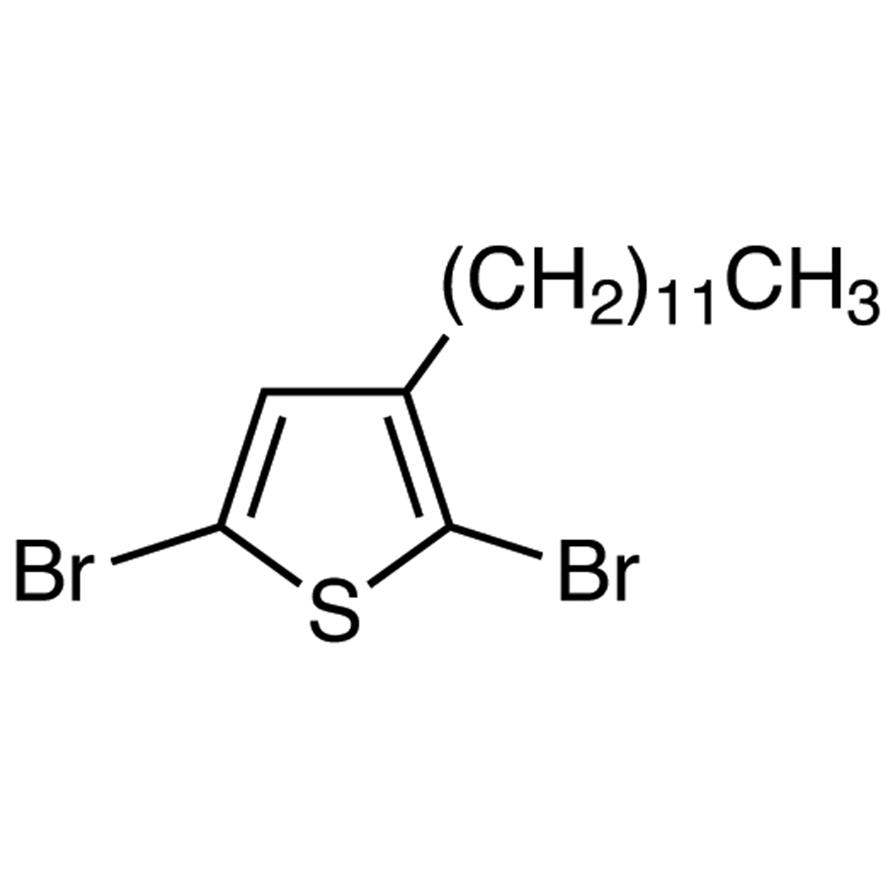 2,5-Dibromo-3-dodecylthiophene