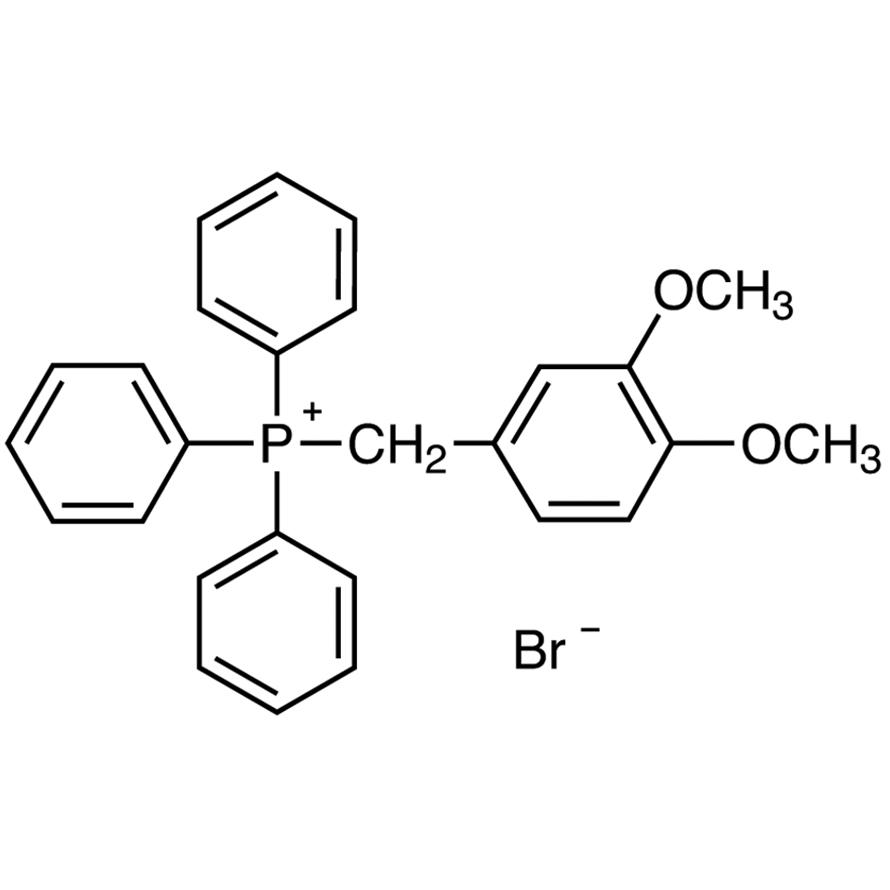 (3,4-Dimethoxybenzyl)triphenylphosphonium Bromide