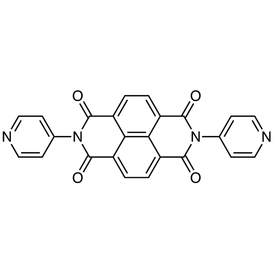 N,N'-Di(4-pyridyl)-1,4,5,8-naphthalenetetracarboxdiimide