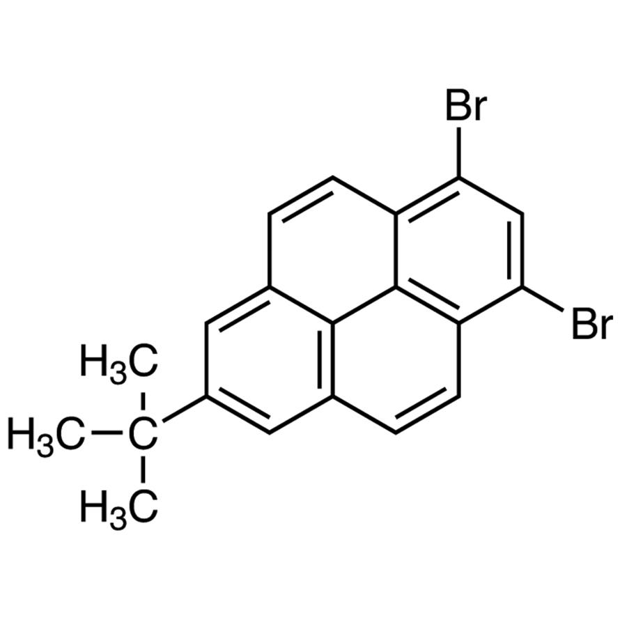 1,3-Dibromo-7-tert-butylpyrene
