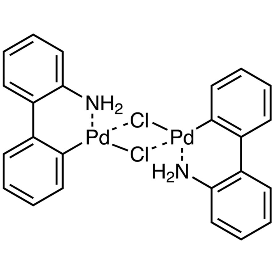 Di-μ-chlorobis(2'-amino-1,1'-biphenyl-2-yl-C,N)dipalladium(II)
