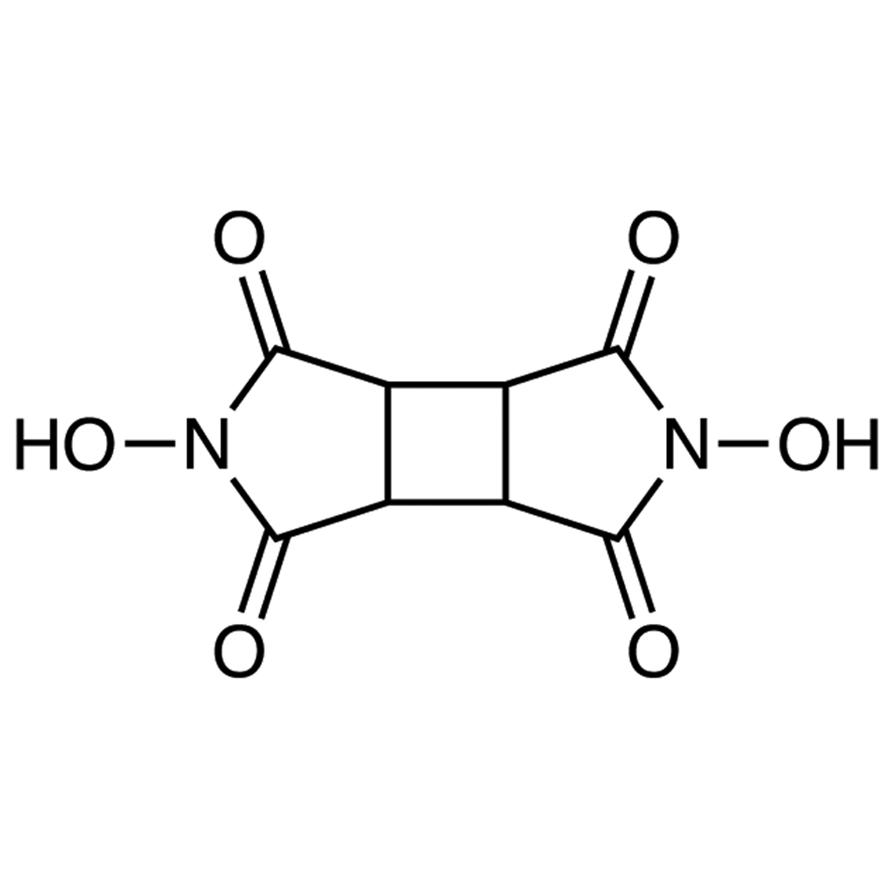 N,N'-Dihydroxy-1,2,3,4-cyclobutanetetracarboxdiimide