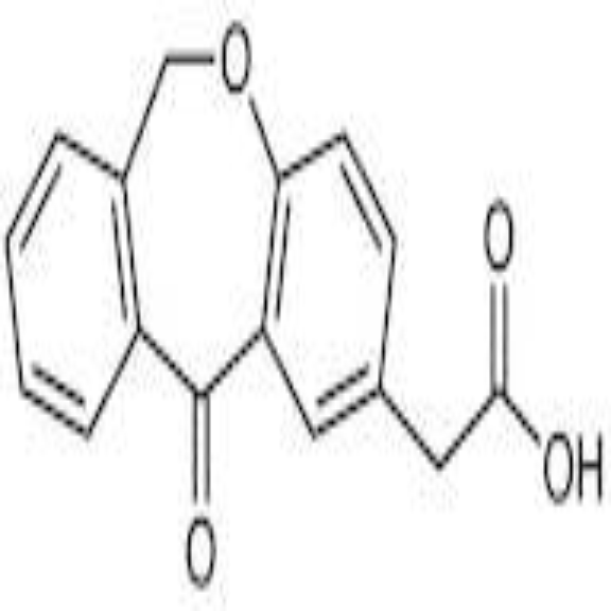 6,11-Dihydro-11-oxodibenzo[b,e]oxepin-2-acetic Acid