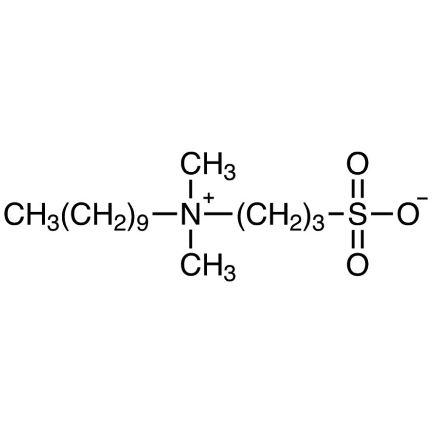 Decyldimethyl(3-sulfopropyl)ammonium Hydroxide Inner Salt [for Biochemical Research]