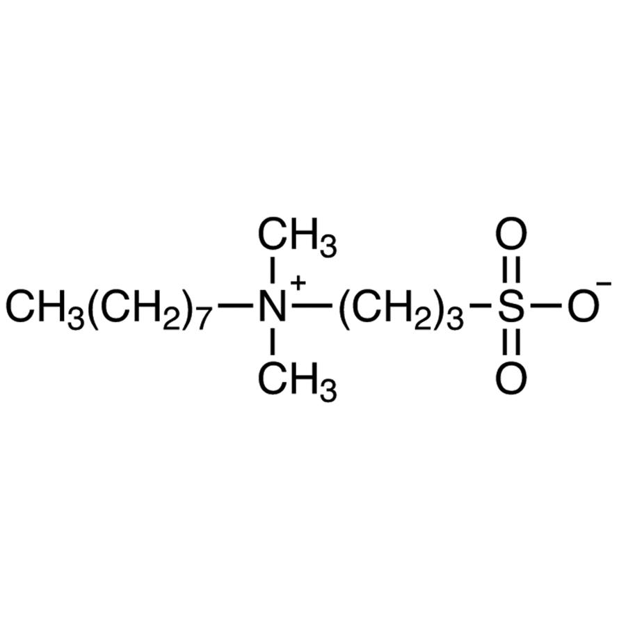 Dimethyl(n-octyl)(3-sulfopropyl)ammonium Hydroxide Inner Salt [for Biochemical Research]