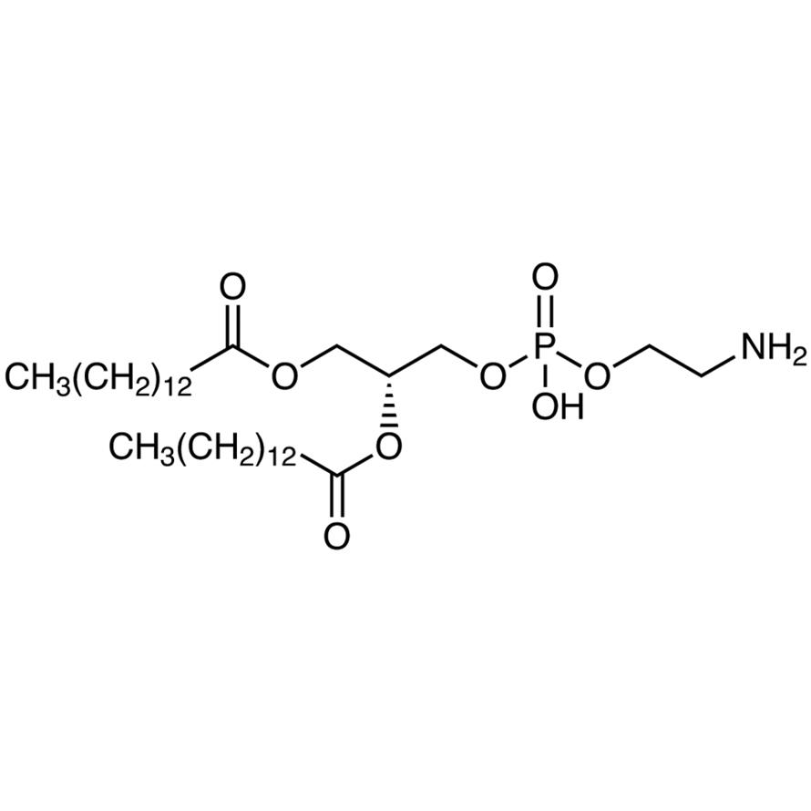 1,2-Dimyristoyl-sn-glycero-3-phosphoethanolamine