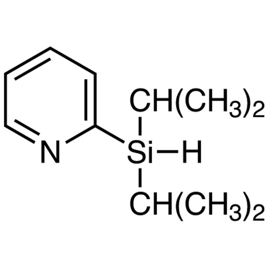 2-(Diisopropylsilyl)pyridine