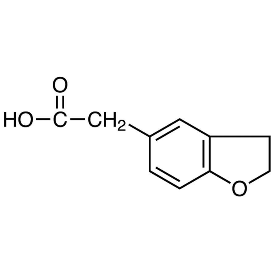 2,3-Dihydrobenzofuran-5-acetic Acid