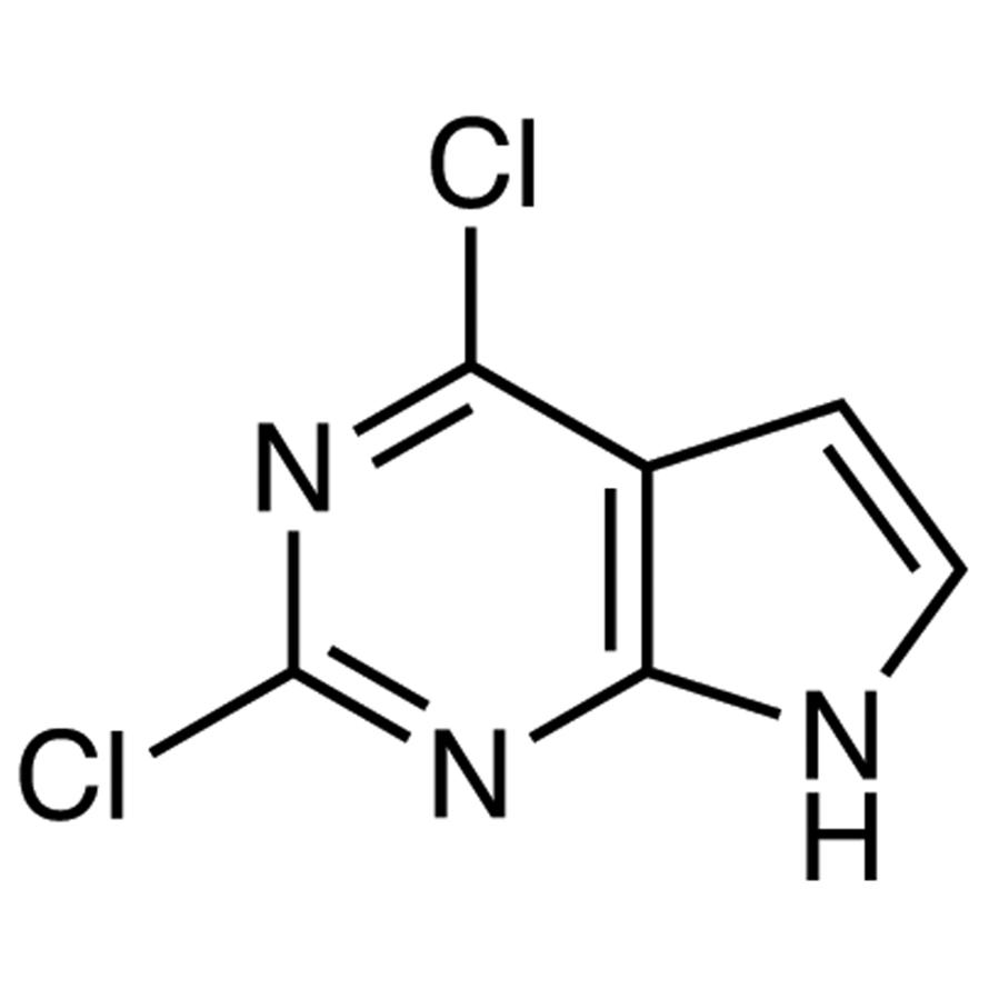 2,6-Dichloro-7-deazapurine