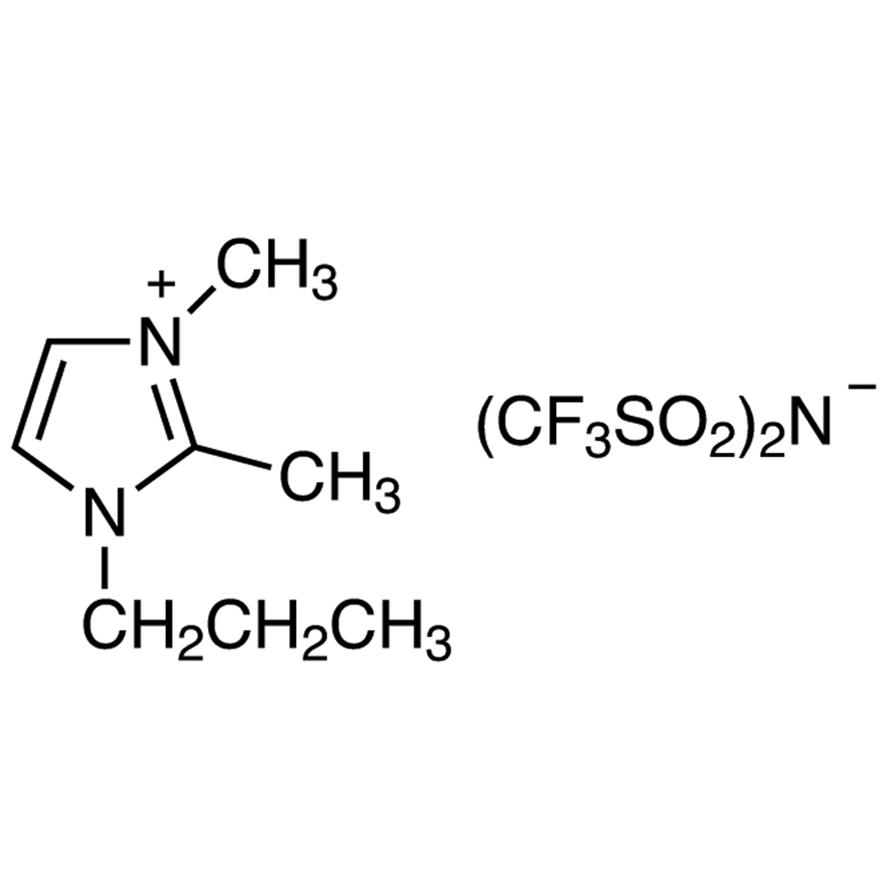 2,3-Dimethyl-1-propylimidazolium Bis(trifluoromethanesulfonyl)imide