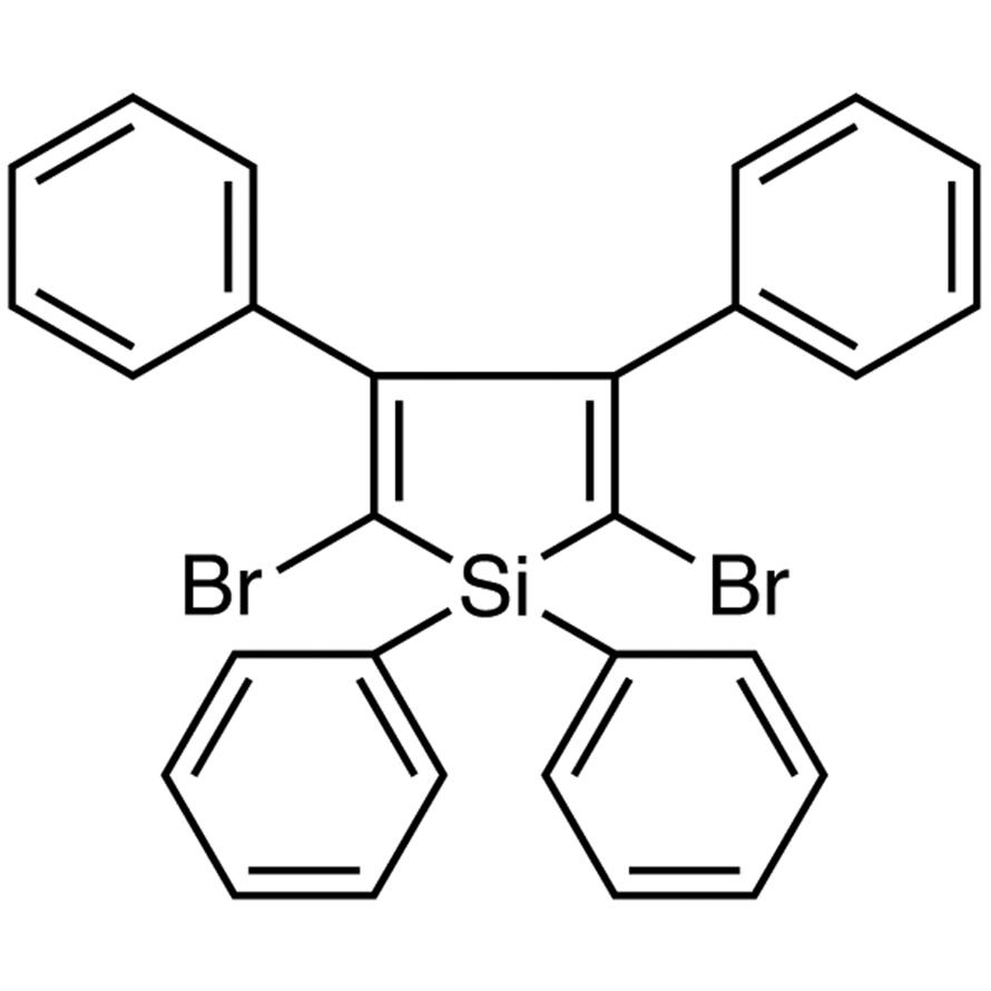 2,5-Dibromo-1,1,3,4-tetraphenylsilole