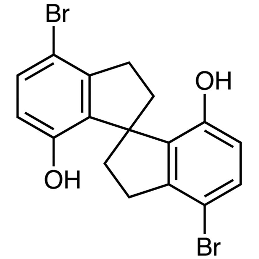 4,4'-Dibromo-1,1'-spirobiindane-7,7'-diol