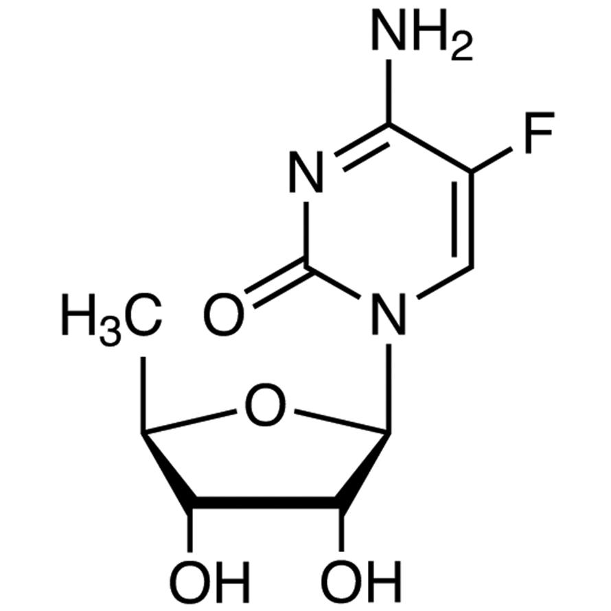 5'-Deoxy-5-fluorocytidine