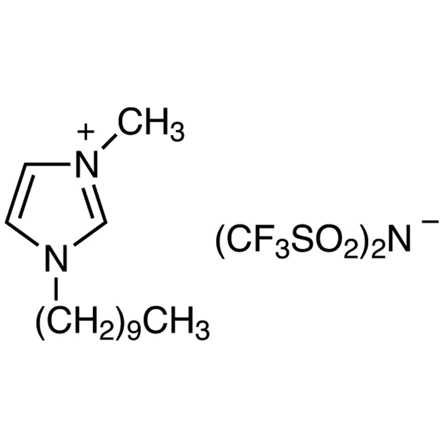 1-Decyl-3-methylimidazolium Bis(trifluoromethanesulfonyl)imide