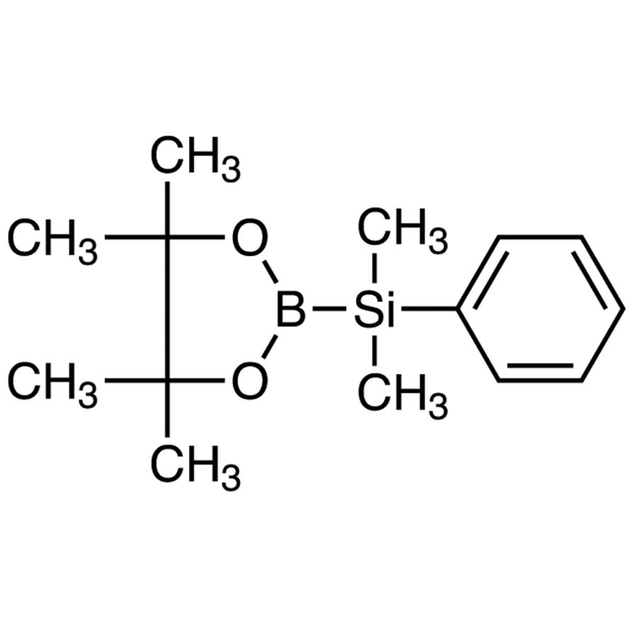 2-(Dimethylphenylsilyl)-4,4,5,5-tetramethyl-1,3,2-dioxaborolane