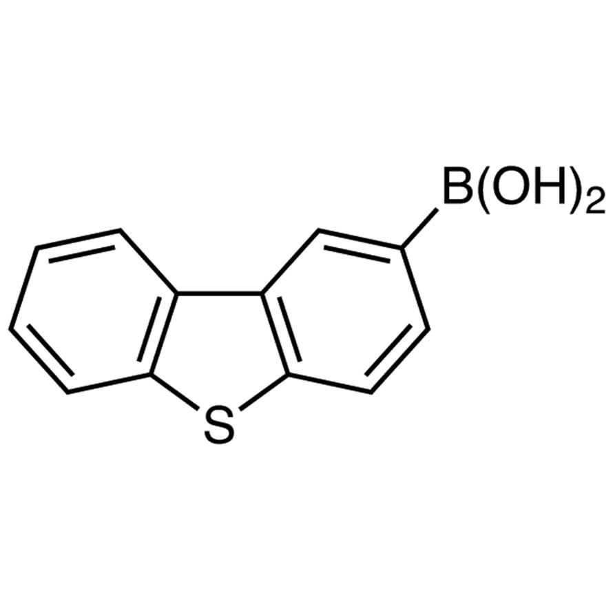 Dibenzothiophene-2-boronic Acid (contains varying amounts of Anhydride)