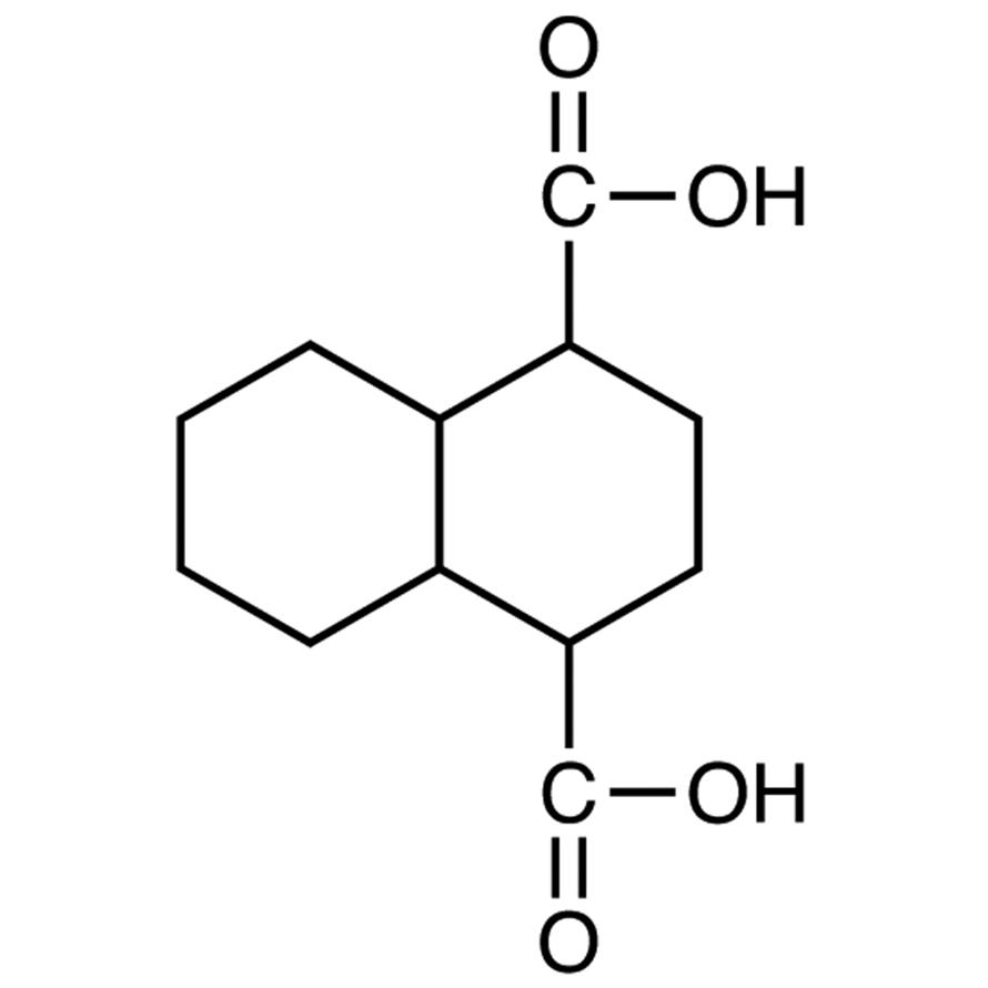 Decahydro-1,4-naphthalenedicarboxylic Acid (mixture of isomers)