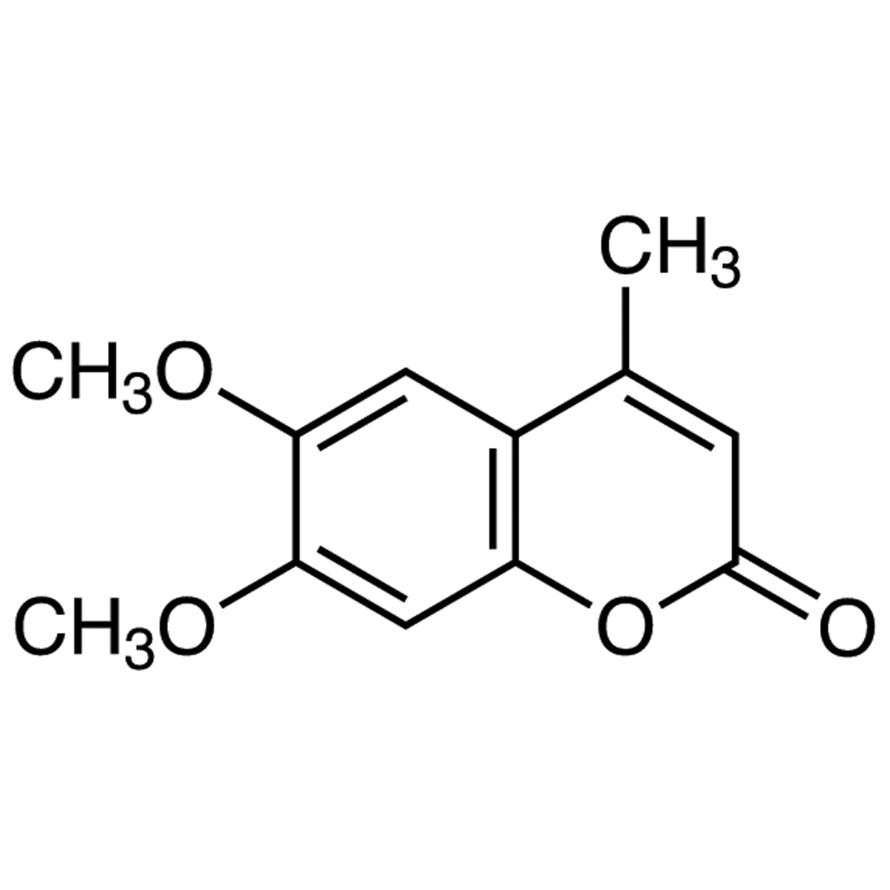 6,7-Dimethoxy-4-methylcoumarin