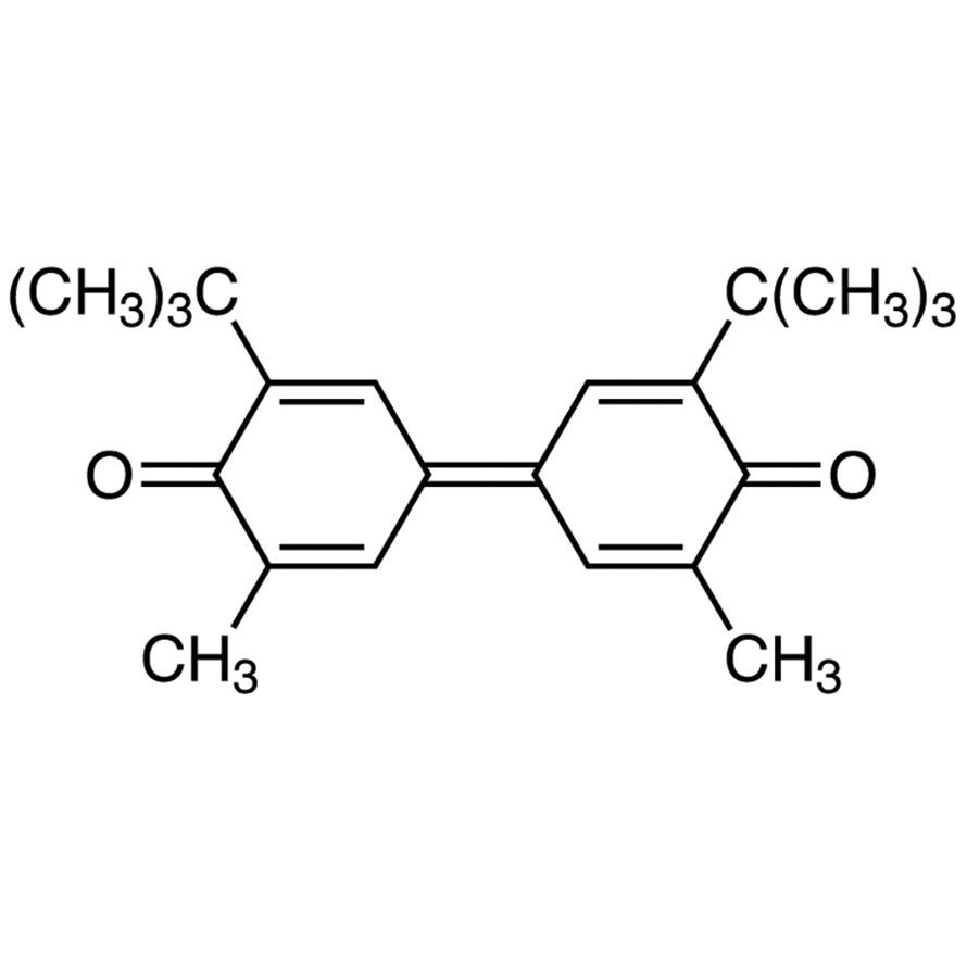 3,3'-Di-tert-butyl-5,5'-dimethyldiphenoquinone