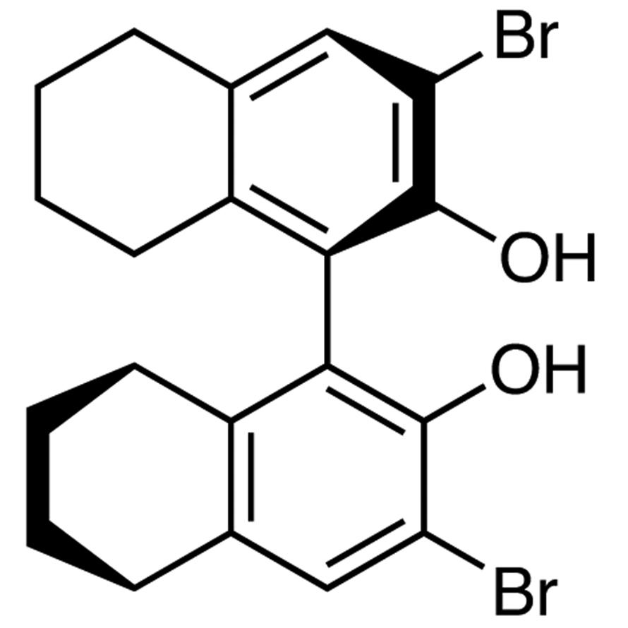 (R)-(+)-3,3'-Dibromo-5,5',6,6',7,7',8,8'-octahydro-1,1'-bi-2-naphthol