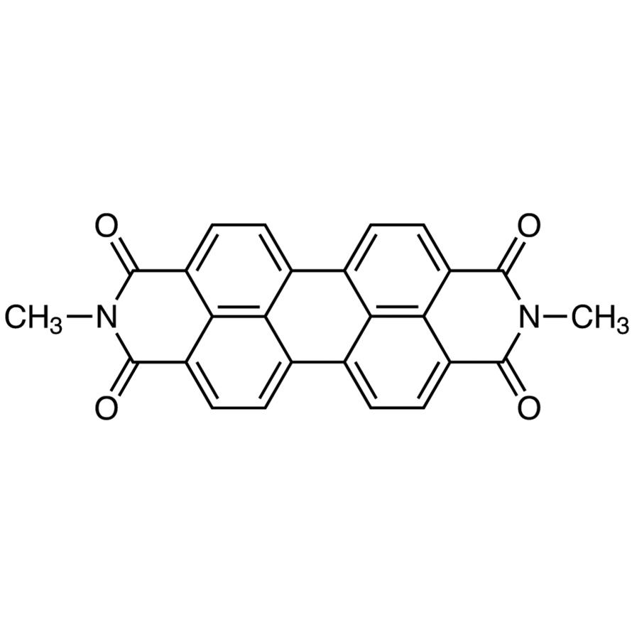 N,N'-Dimethyl-3,4,9,10-perylenetetracarboxylic Diimide