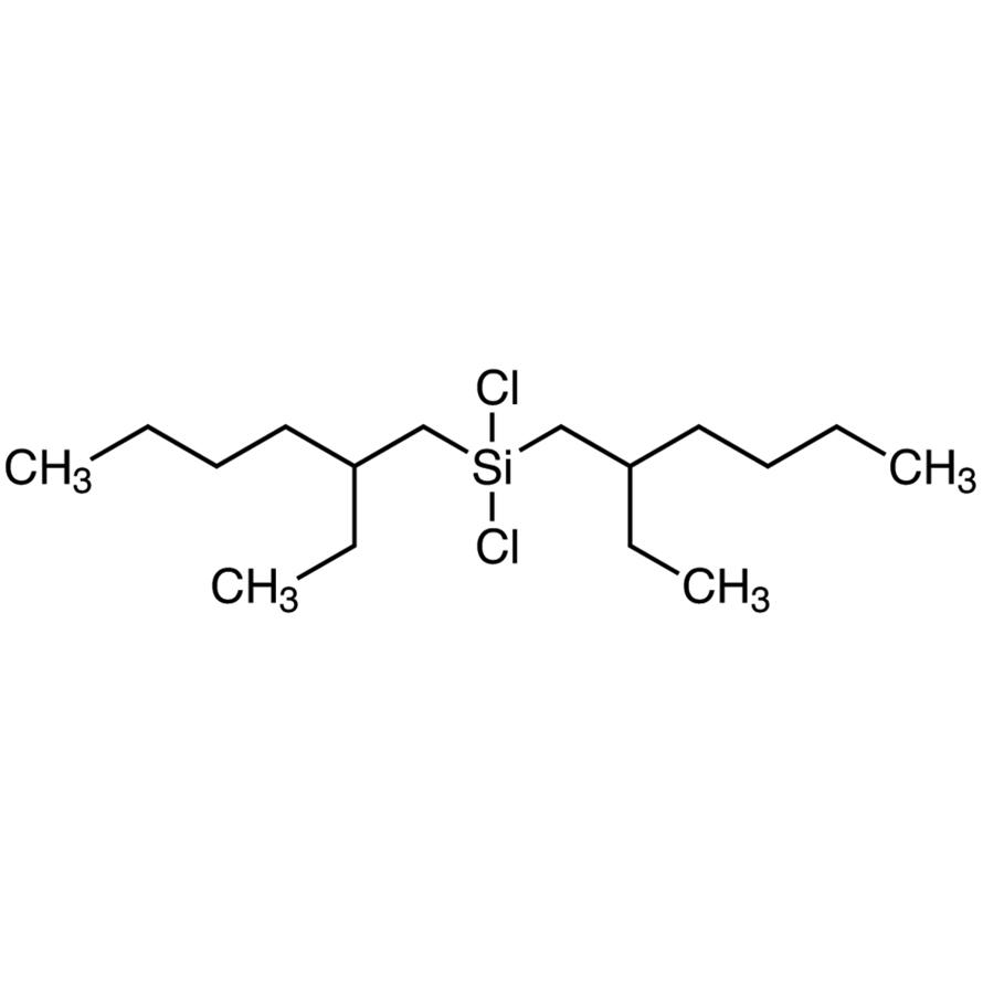 Dichlorobis(2-ethylhexyl)silane
