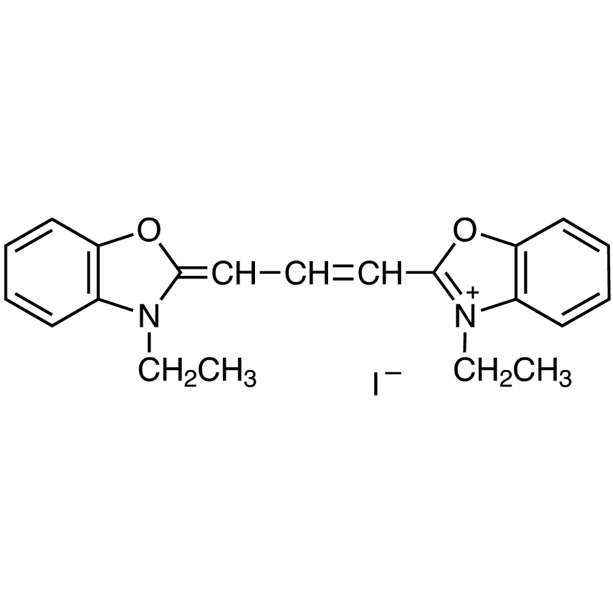 3,3'-Diethyloxacarbocyanine Iodide