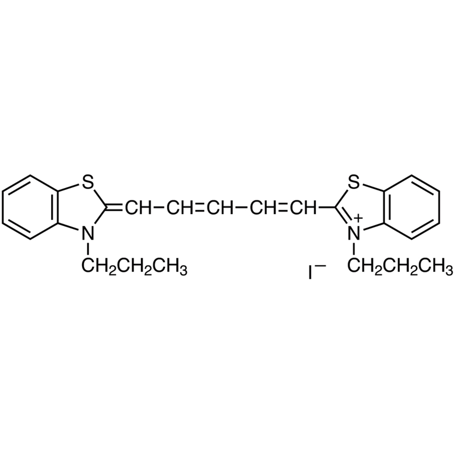3,3'-Dipropylthiadicarbocyanine Iodide
