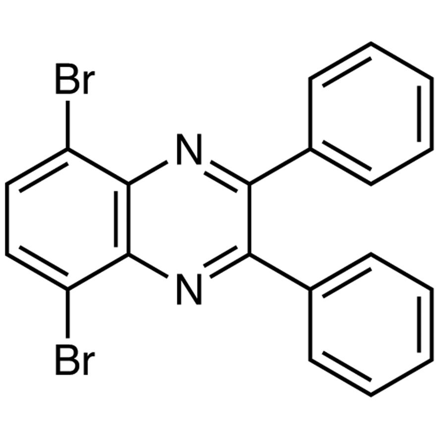 5,8-Dibromo-2,3-diphenylquinoxaline