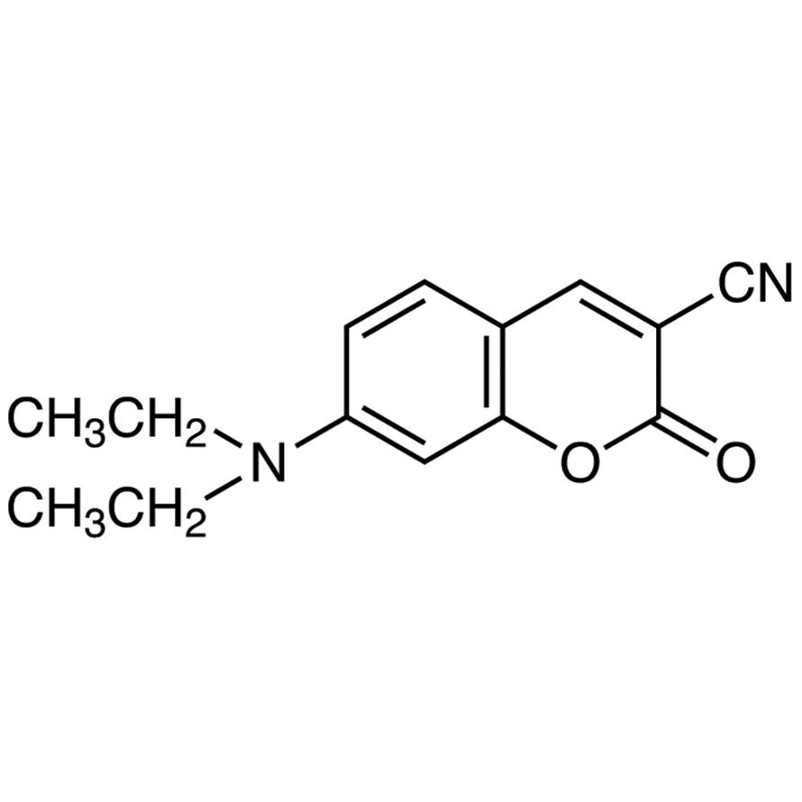 7-(Diethylamino)coumarin-3-carbonitrile