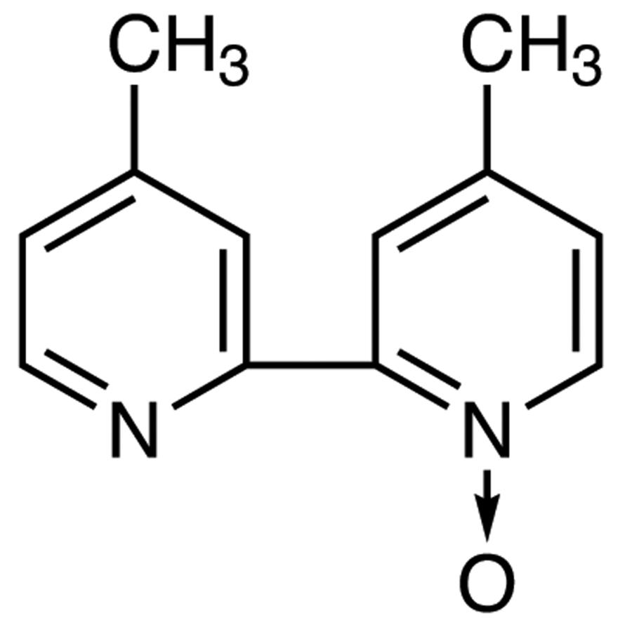 4,4'-Dimethyl-2,2'-bipyridyl 1-Oxide