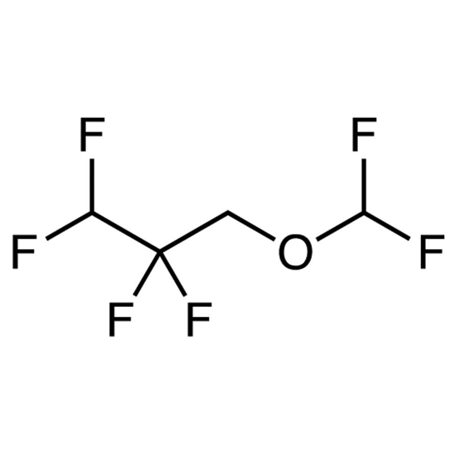 Difluoromethyl 2,2,3,3-Tetrafluoropropyl Ether