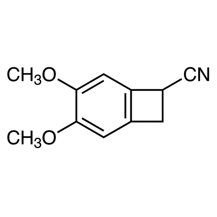 4,5-Dimethoxy-1-benzocyclobutenecarbonitrile