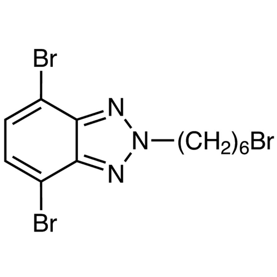 4,7-Dibromo-2-(6-bromohexyl)benzotriazole