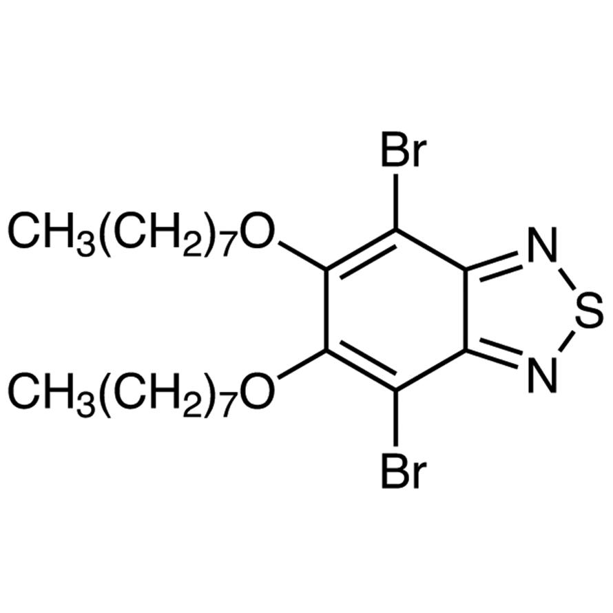4,7-Dibromo-5,6-di-n-octyloxy-2,1,3-benzothiadiazole