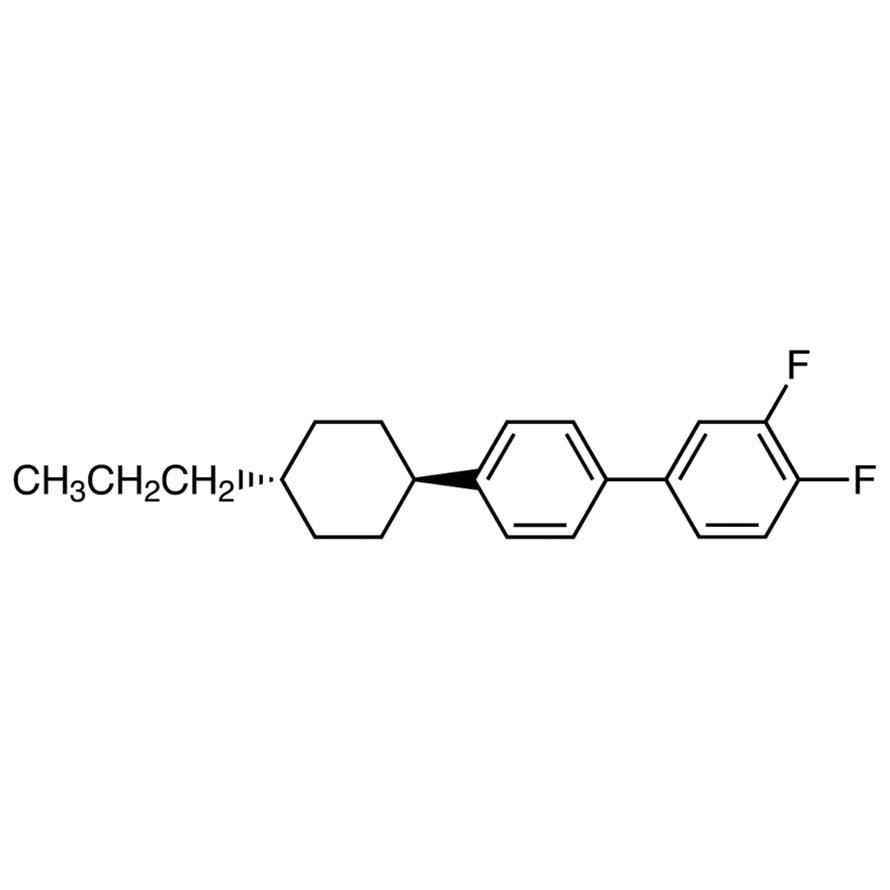 3,4-Difluoro-4'-(trans-4-propylcyclohexyl)biphenyl