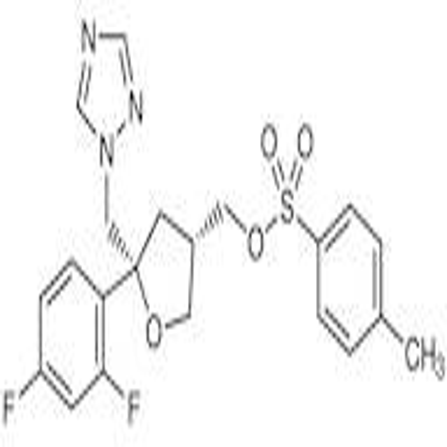 (3S,5R)-5-(2,4-Difluorophenyl)-5-[(1H-1,2,4-triazol-1-yl)methyl]oxolan-3-ylmethyl p-Toluenesulfonate
