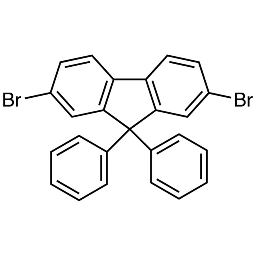 2,7-Dibromo-9,9-diphenylfluorene