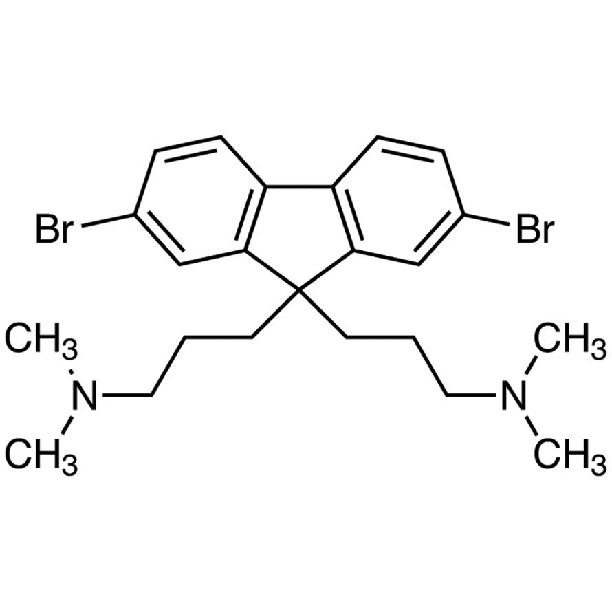 2,7-Dibromo-9,9-bis[3-(dimethylamino)propyl]fluorene