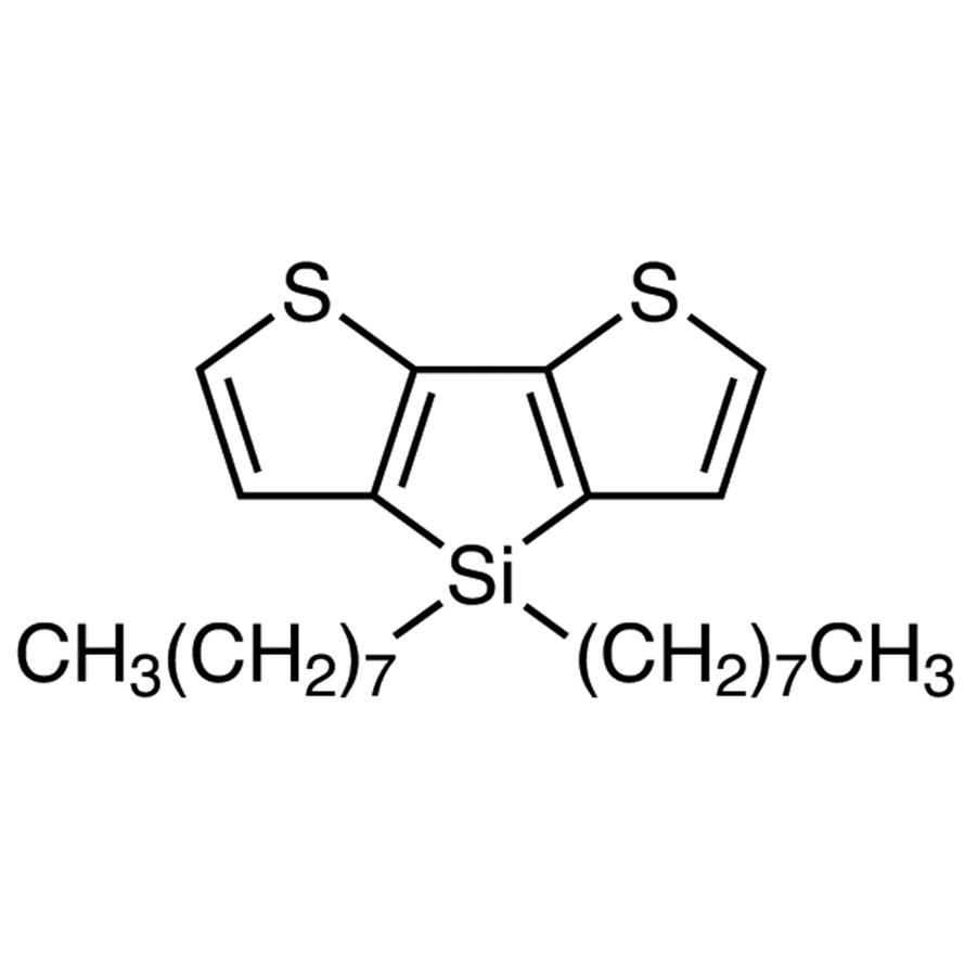 4,4-Di-n-octyldithieno[3,2-b:2,3-d']silole