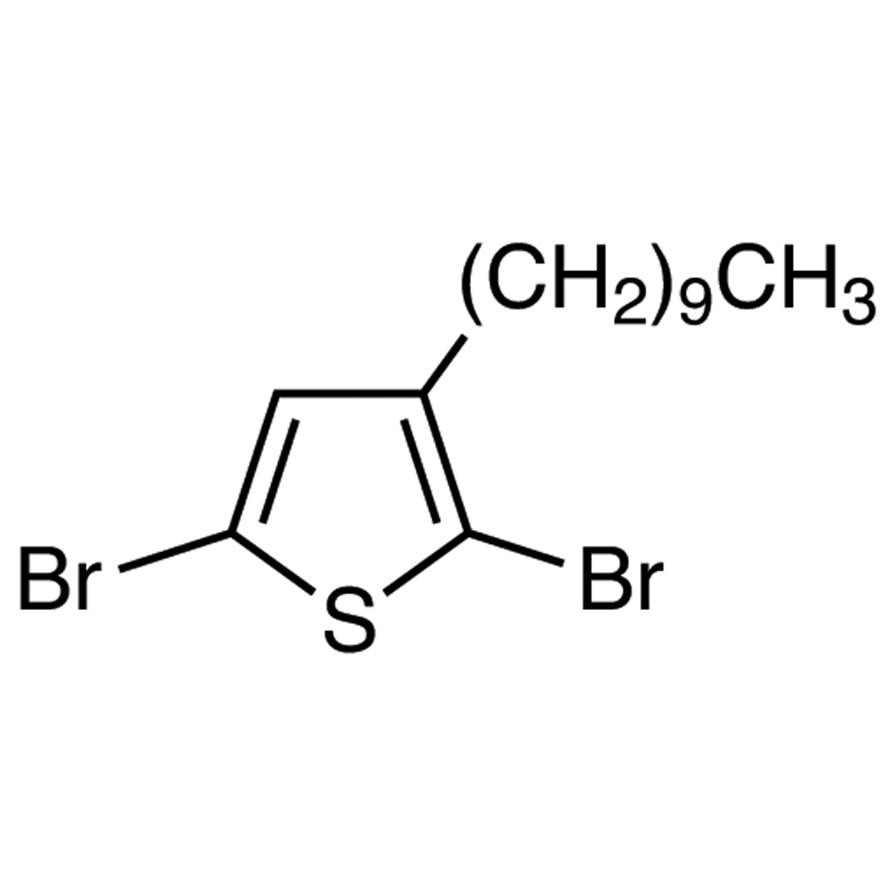 2,5-Dibromo-3-decylthiophene