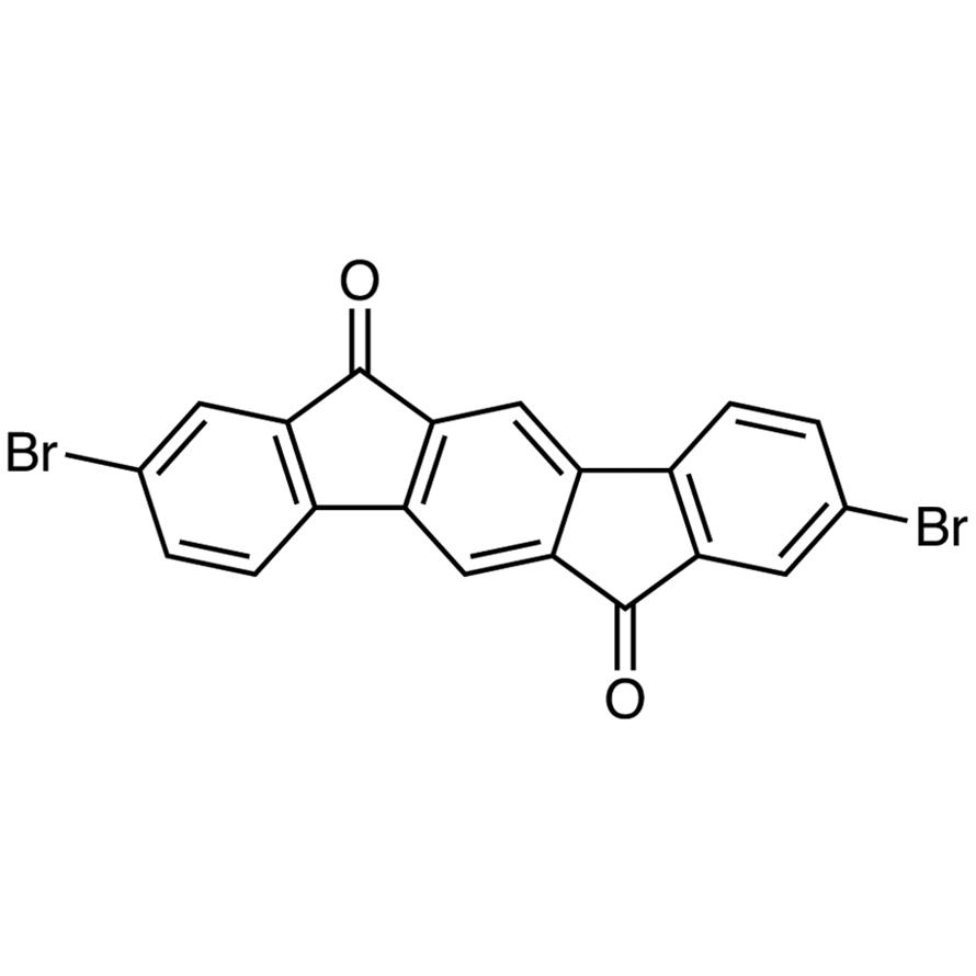 2,8-Dibromoindeno[1,2-b]fluorene-6,12-dione