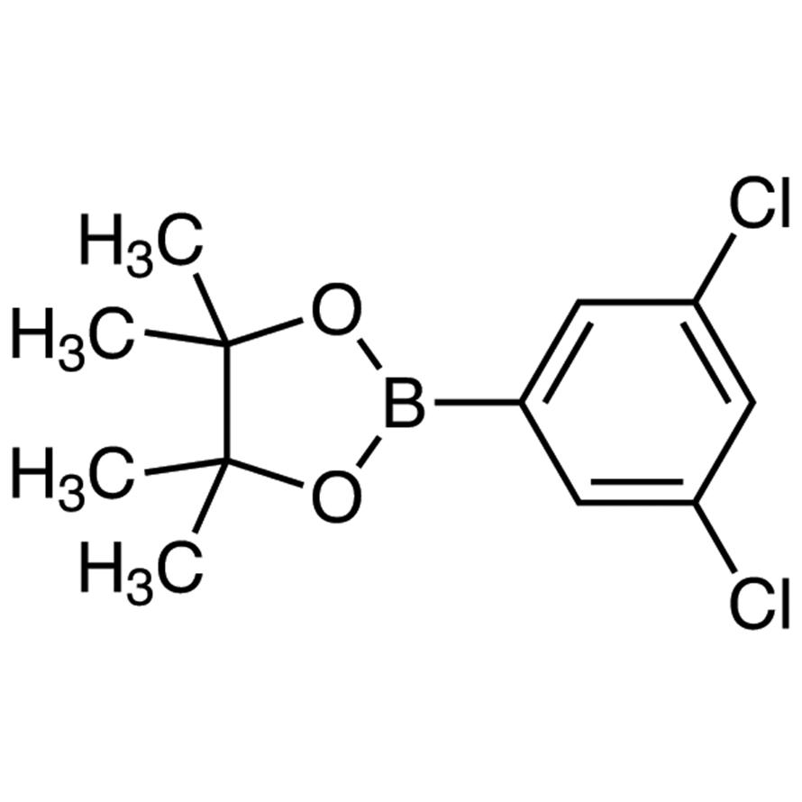 2-(3,5-Dichlorophenyl)-4,4,5,5-tetramethyl-1,3,2-dioxaborolane