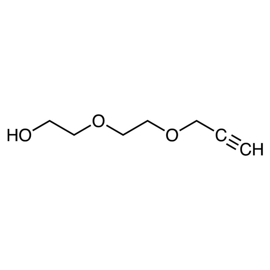 Diethylene Glycol Mono(2-propyn-1-yl) Ether